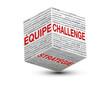 cube équipe challenges tratégie