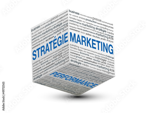 cube stratégie marketing performance