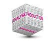 cube analyse production management