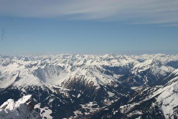 Sommet du Zugspitze