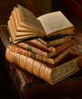 VintageBooksStack