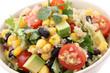 quinoa salad, vegetarian food