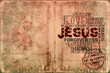 Jesus He Is Risen Religious Background