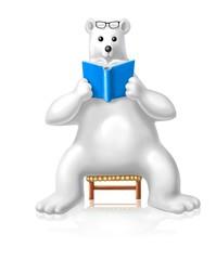 orso che legge
