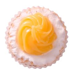 Pasticcino con crema pasticcera - Cream pastry