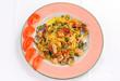 Pasta mit Meeresfrüchten - italienische Tagliolini