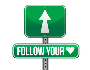follow your heart traffic