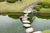 Fototapety Stone zen path