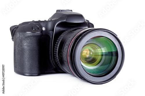 Leinwanddruck Bild modern SLR