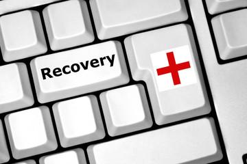 tasto recovery