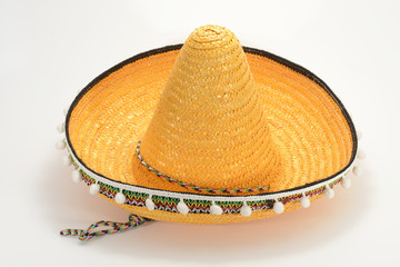 Mexican Straw Hat, Sombrero