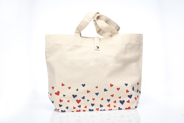 Cloth bag.
