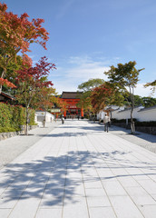 Fushimi Inari Taisha Shrine - Kyoto, Japan