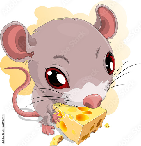 mouse and chees