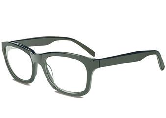 occhiali grigi