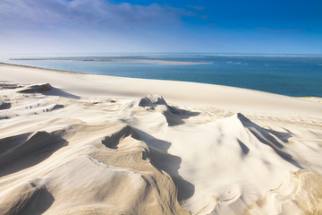 dune du pyla près d'arcachon