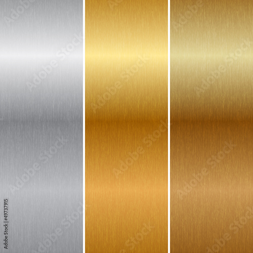 Fototapete Metall - Wandtattoos - Fotoposter - Aufkleber