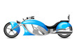 Vintage style Motor Bike