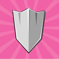 Shining shield