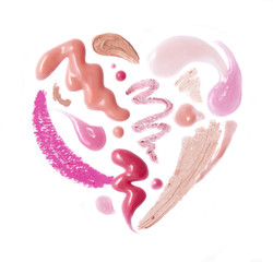 Lip Makeup Heart