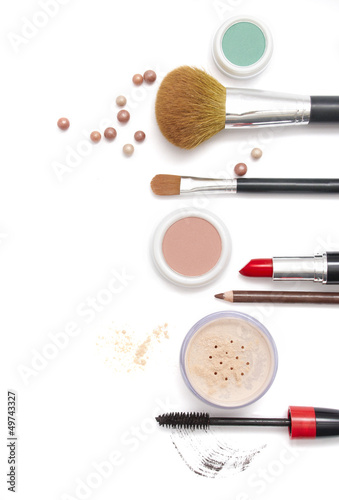 Make-Up Border - 49743327