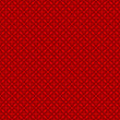 Seamless Pattern Dots Retro Dark Red/Red