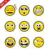 Emoticon set - 3
