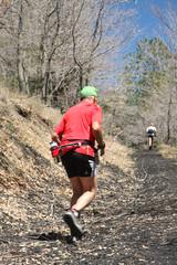 Trail autour de l'Etna