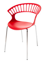 contemporary plastic chair