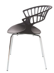 contemporary plastic chair