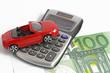 auto mit euro