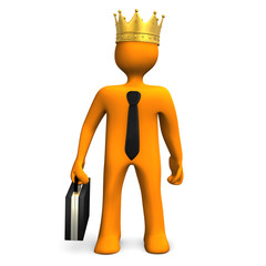 Businessman Crown