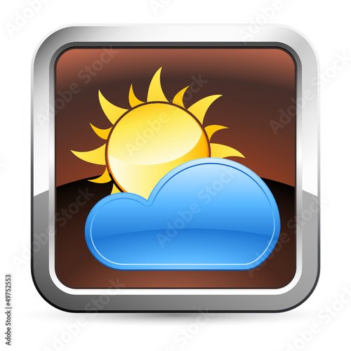 Wetter App - weather forecast icon