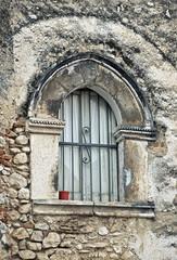 finestra d'altri tempi