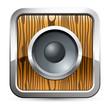 Lautsprecher App - loudspeaker icon