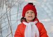 radość zimą