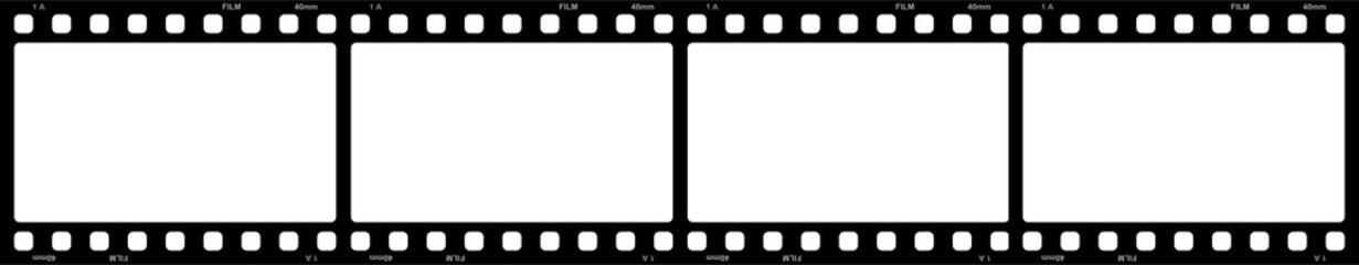 Filmstreifen 4x Big