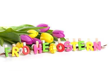 Buntes Ostern