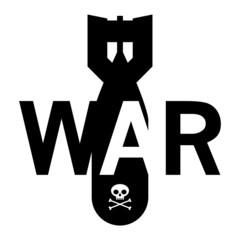 War bomb skull bones