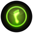 Button Fuß Links Grün