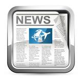 Nachrichten App - news icon