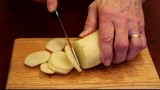 slicing apotato