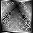 Metallic background with a pattern 3