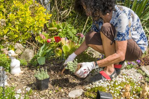 Frühling ist Gartenzeit