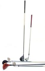 Golf Equipments.