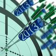 2013 Accurate Dart Target Shows Successful Future
