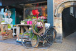 Flower shop in Gorinchem. Netherlands