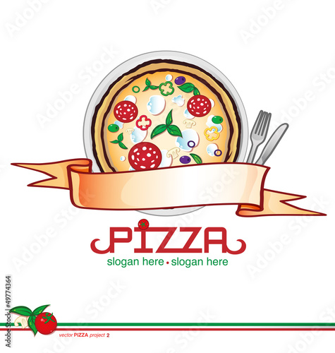 pizza vector project 2