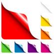 8 Colored Corners