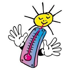 Thermometer, Wetter, Temperatur, Kaelte, Waerme, Metereologe,